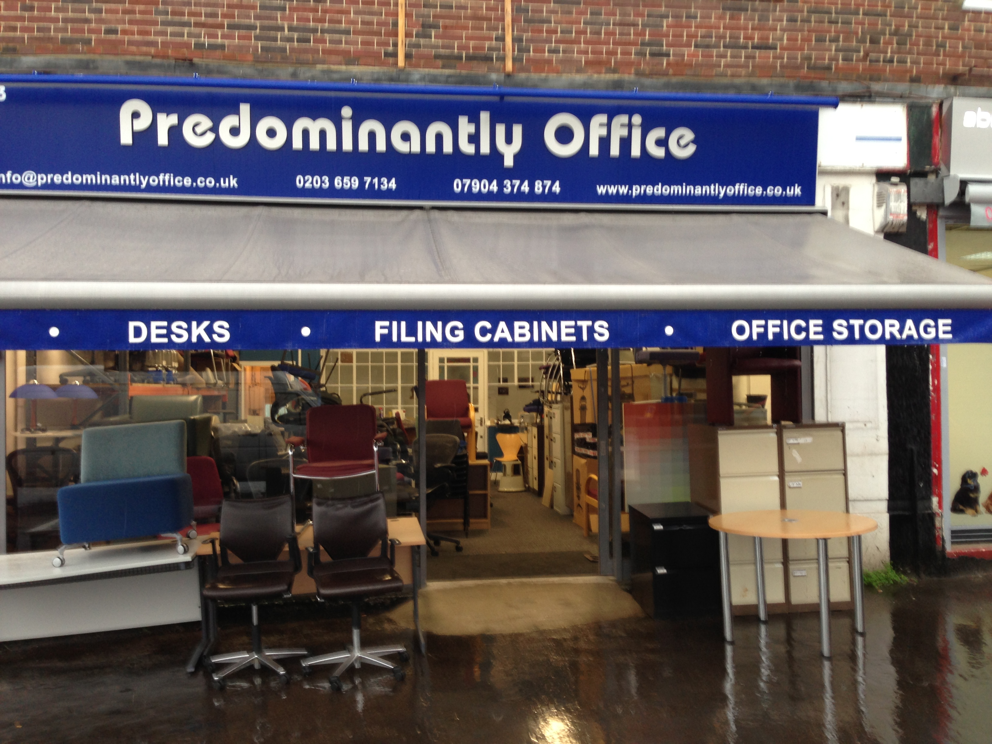 About Us Predominantly Office